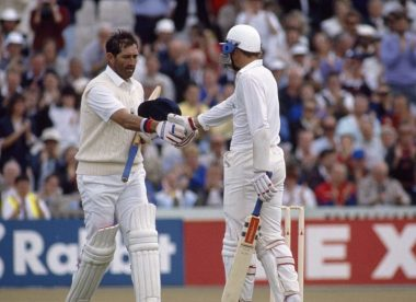 Quiz! Name England's Test centurions in the Nineties