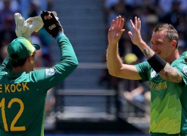 De Kock yes, Phehlukwayo no - Steyn picks his 'isolation partner'