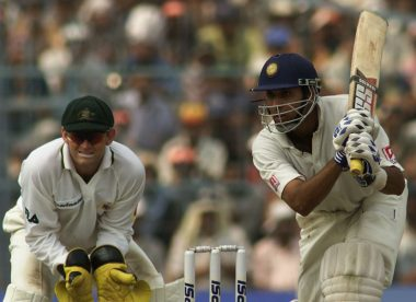 'Dravid and I were on drips' –Laxman recalls physical ordeal during epic 2001 Test