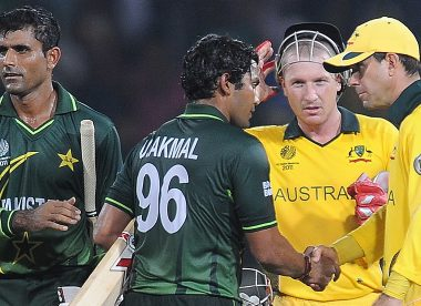 On this day in 2011: Pakistan end Australia's invincibility at World Cups