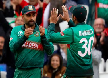 Bangladesh players offer half their salaries towards fight against Covid-19