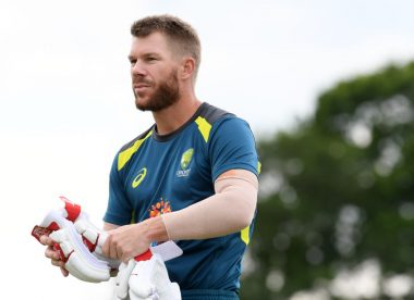David Warner withdraws from The Hundred