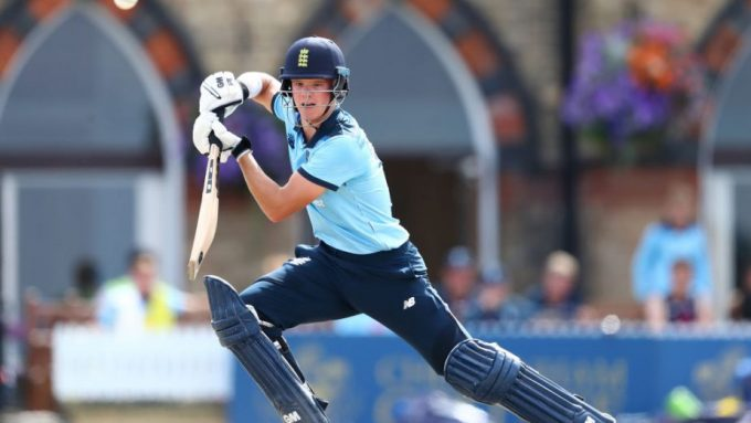 Ben Charlesworth: 'I'm not the norm in the way I go about my cricket'