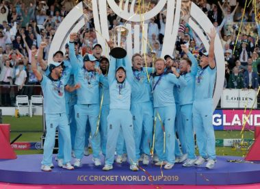 Quiz! Name every England cricketer to have played in the Men's Cricket World Cup