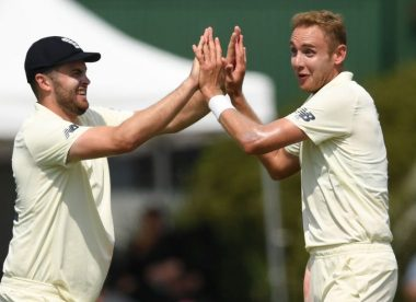 Broad & Anderson helped dispel Dom Sibley's doubts after Centurion dismissal