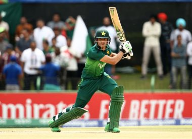 Who is Haider Ali, Pakistan's new exciting batting talent?