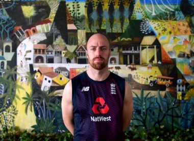 Jack Leach feared for his life after contracting sepsis in New Zealand
