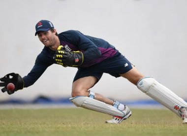 The fundamentals of wicketkeeping with Ben Foakes
