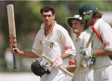 The cricketer I fell for: Hansie Cronje