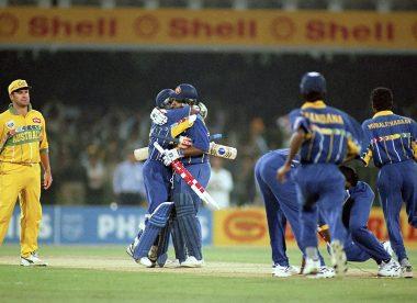 Quiz: Can you name Sri Lanka's 1996 World Cup-winning XI?