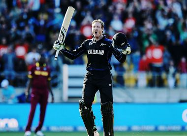 On this day in 2015: Ravaging Guptill makes highest World Cup score
