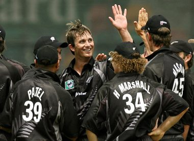 The cricketer I fell for: Shane Bond