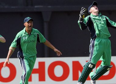 On this day in 2007: Ireland stun Pakistan for their maiden World Cup win