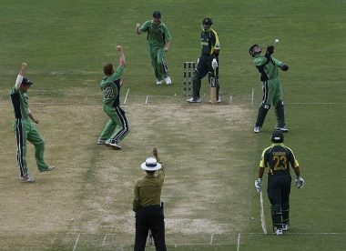 Quiz: Can you name the Ireland XI that beat Pakistan in 2007?