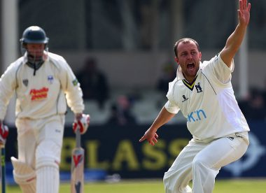 The day that Jonathan Trott took 7-39