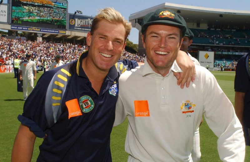 Shane Warne took exactly 500 more Test wickets than Stuart MacGill