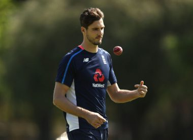 Stuart Law: Steven Finn could play for England again