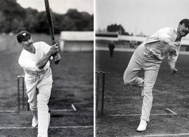 Stanley Jackson: one of the greats of the Golden Age – Almanack