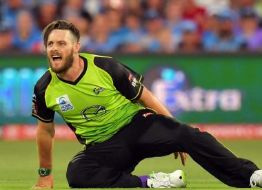 McClenaghan isn't impressed with the 'classic Aussies'