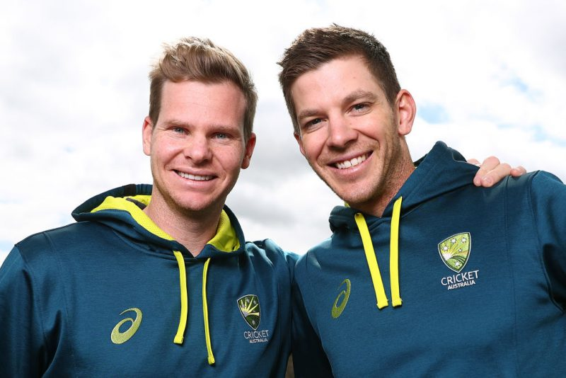Tim Paine said he would support Steve Smith should he decide to have a go at captaincy again
