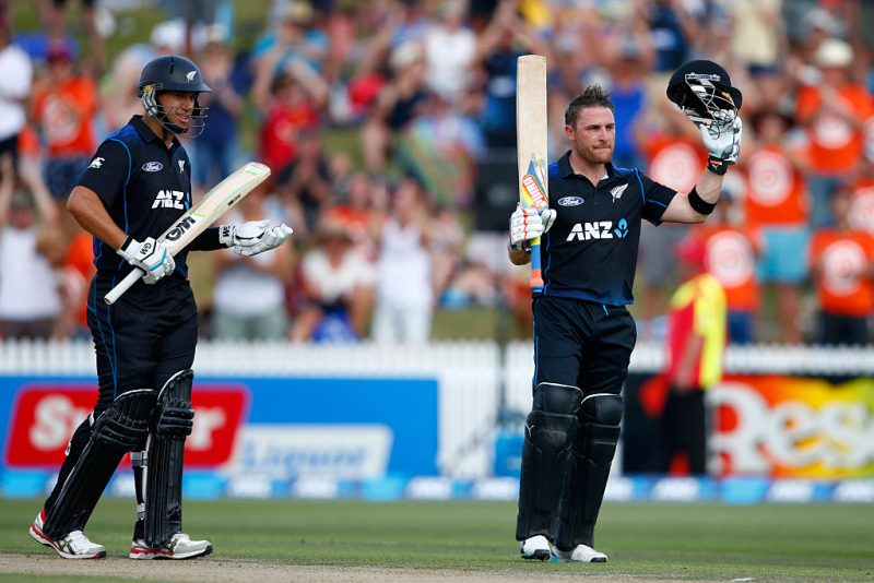 Ross Taylor and Brendon McCullum had a strained relationship after the 2012 captaincy mess
