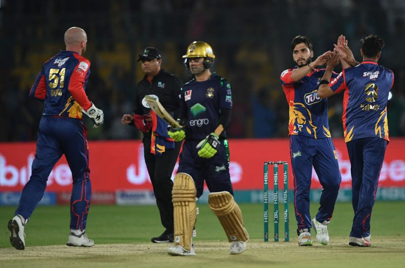 Ahmed Shahzad totalled just 61 runs in seven PSL 2020 outings this year for Quetta Gladiators