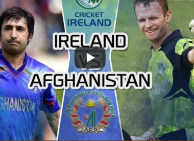 Watch: Afghanistan v Ireland, T20I series, live stream