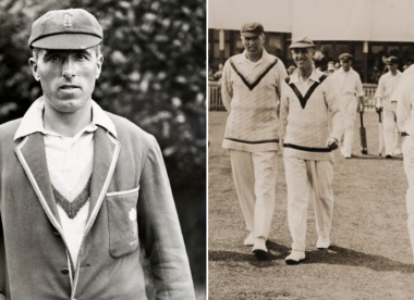 George Geary: A gifted seamer who survived wartime injury