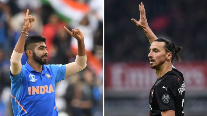 'I can relate to his story' – Bumrah finds parallels with Ibrahimović