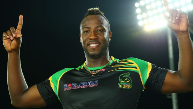The Leading T20 Cricketer in 2019: Andre Russell - Wisden Almanack 2020