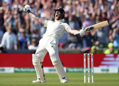 The Wisden Leading Cricketer in the World in 2019: Ben Stokes