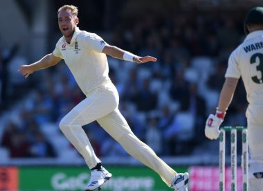 Stuart Broad explains how he dominated David Warner in the 2019 Ashes
