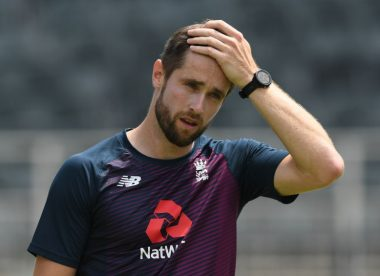 Chris Woakes: England players' pay cut discussions still ongoing