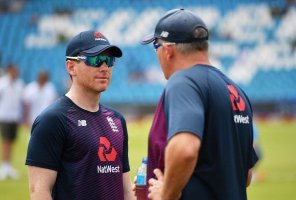 Eoin Morgan backs possibility of England fielding two sides at the same time