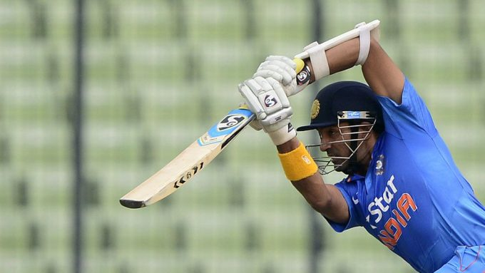 Uthappa believes he still has an 'outside chance' of being a part of a World Cup-winning team
