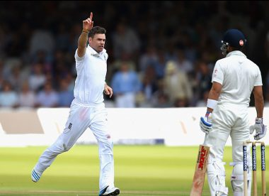 Quiz! Name all of James Anderson's Test bunnies