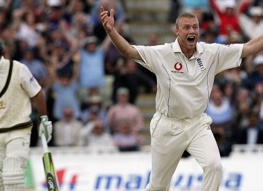 Ponting declares Flintoff's 2005 Edgbaston over as the best he's ever faced