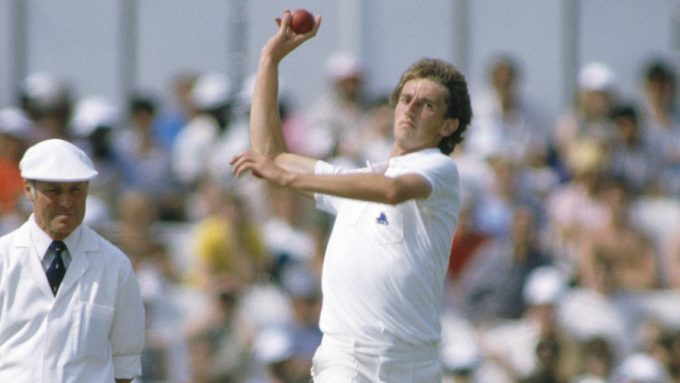 Jonathan Agnew: A fine fast bowler undone by an injury-prone image – Almanack