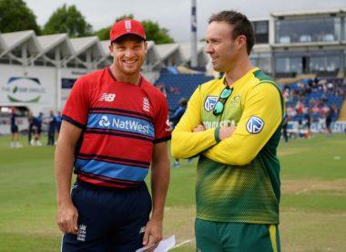 Watch: Jos Buttler shares hilarious drinks story involving 'idol' AB de Villiers