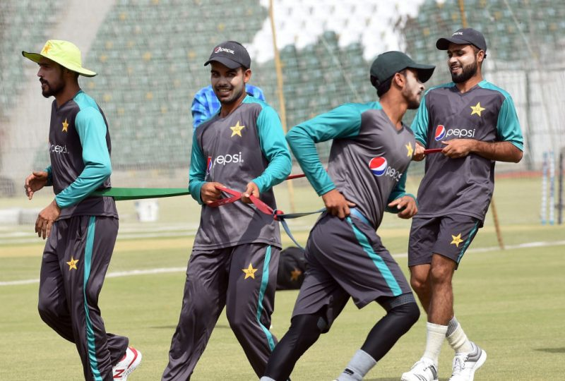 Pakistan players will have to undergo video fitness tests over a two-day period