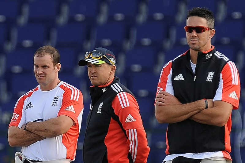 Things between Pietersen and Strauss deteriorated during the 'text-gate' scandal