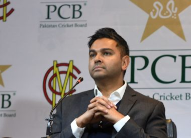 'We're capable of hosting a big ICC event' – PCB CEO Wasim Khan