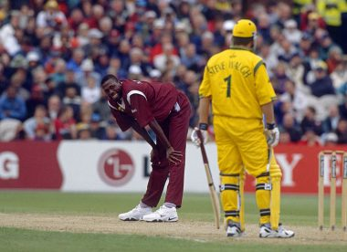 'I'll knock you out' – When Ambrose broke sledging rule to threaten Waugh