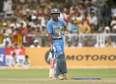 Wisden's India ODI team of the 2000s: The Dravid conundrum