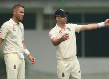'Most stubborn I've played with' –Anderson responds to Broad's 'grumpy' remark