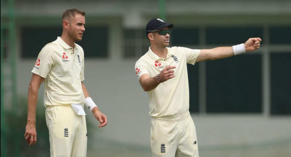 Anderson Responds To Broad's 'Grumpy' Remark – 'Most Stubborn Player'