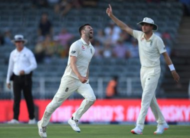Broad & Anderson advised Mark Wood to consider lengthening run-up before England debut