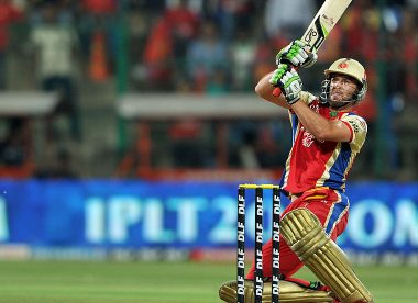 Why AB de Villiers is such a good T20 batsman