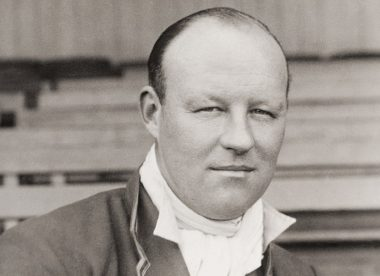 Arthur Carr: Nottinghamshire's Bodyline captain – Almanack