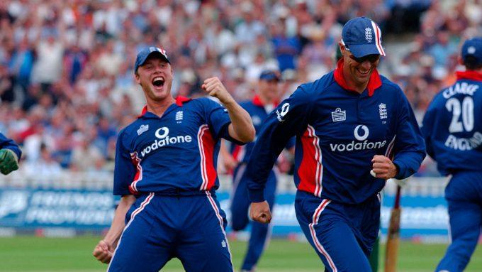 Wisden's England ODI team of the 2000s